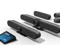 罗技推出三款新产品以推动领先的视频会议应用